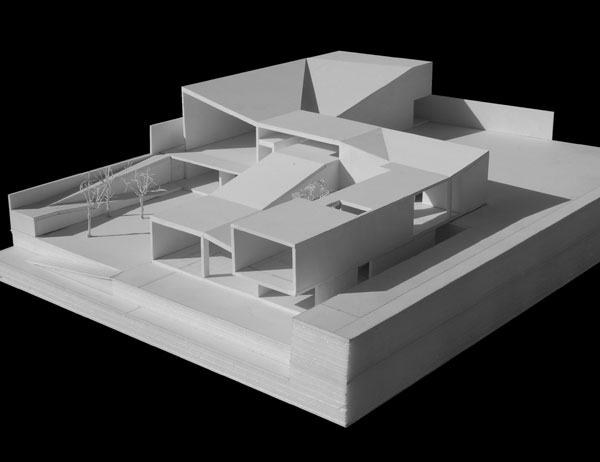 Merveilleux Architectural Model