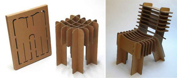 Cardboard Chair Design Challenge