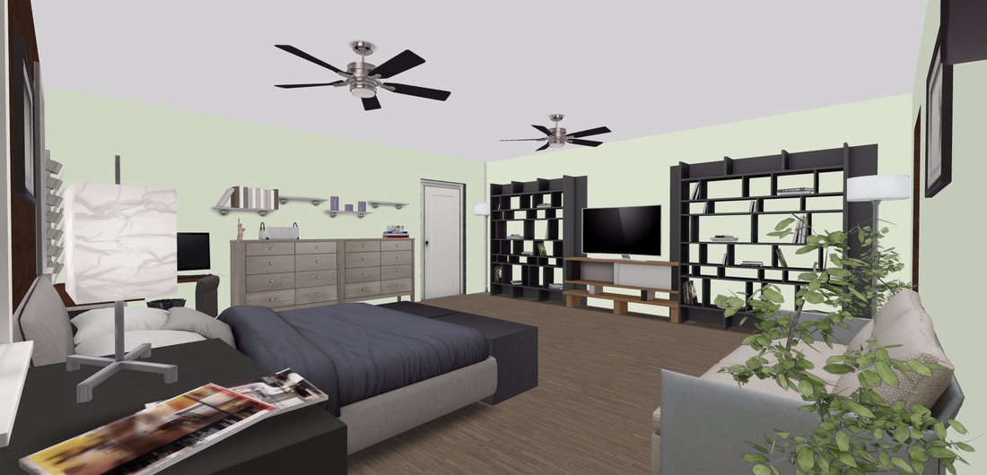 Architecture Students Create Dream Rooms Using Autodesk Homestyler